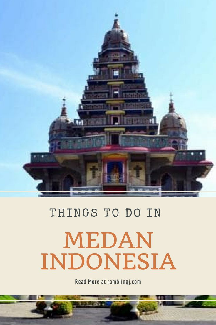 Medan is quite popular in Indonesia despite the fact it is not as famous as Bali and Jogja. So, what can you find and do in Medan? Let us find out some nice things to do in Medan to complete your holiday.  Of There are so many good things to do in Medan that you must not miss when you visit this great city.