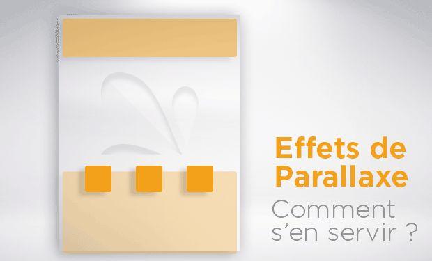 L'effet Parallaxe | AIMS Interactive