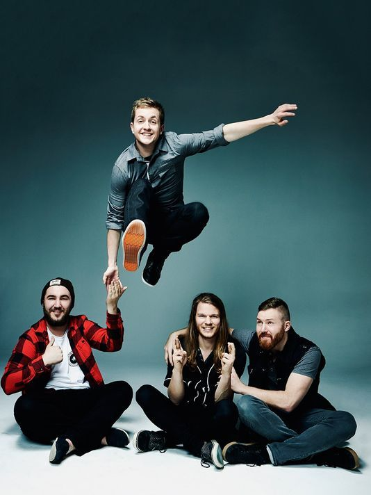 I Prevail, the underdog band from Michigan, released their video for their song 'Crossroads'!