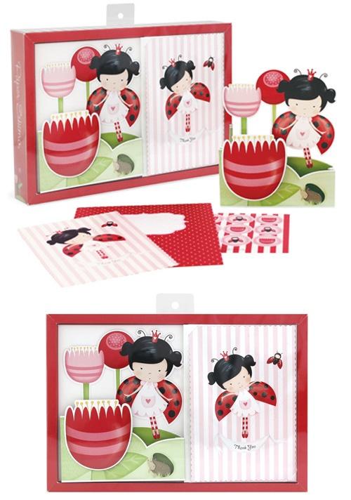 Bella Beetle Invitation kit - - from www.hootinvitations.com.au  #ladybugparty, #ladybuginvitation, #ladybeetleparty #ladybeetleinvitation #ladybug