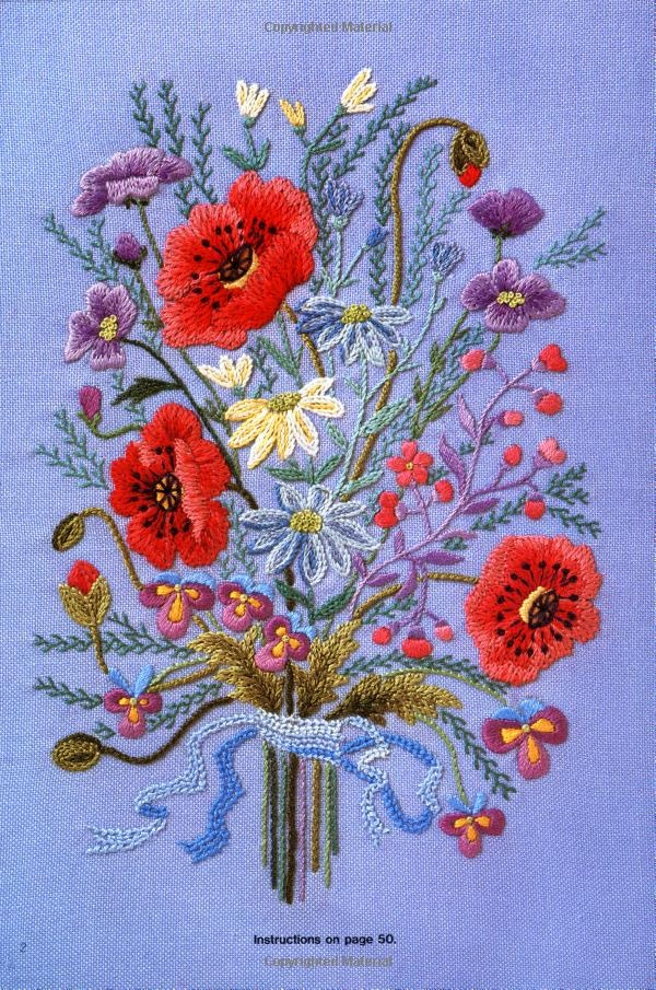 Creative Embroidery Designs Ondori