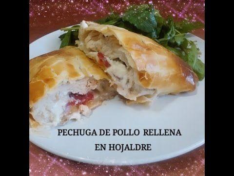 NAVIDAD: PECHUGAS RELLENAS EN HOJALDRE - Silvana Cocina y Manualidades