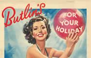 Butlins   History of Butlins Our Beliefs and Colourful Story
