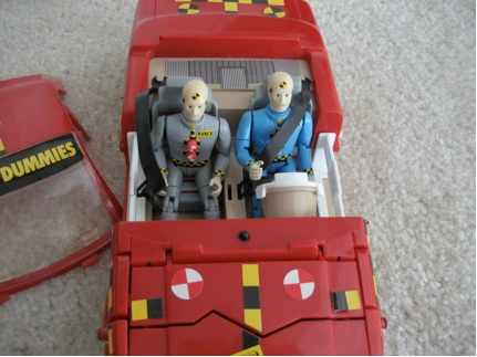 Crash Test Dummy Toys 99