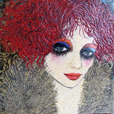Zerrin Tekindor'un fantastik kadınları  http://www.sanatblog.com/zerrin-tekindorun-fantastik-kadinlari/