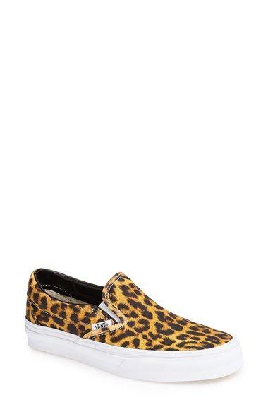 7/14: Vans 'Classic' Slip-On Sneaker (Women) available at #Nordstrom
