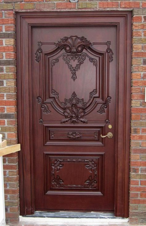 Flat Entrance Door Design Modern