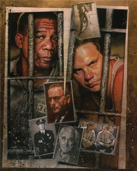 rita hayworth and shawshank redemption Rita hayworth and shawshank redemption is a novella written by stephen king and published in his 1982 collection different seasons summary in 1948, andy dufresne arrives at shawshank prison.