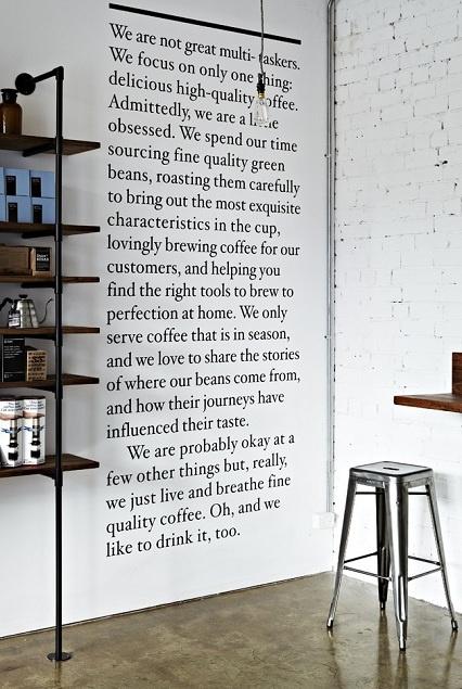 A Market Place coffee shop in Australia