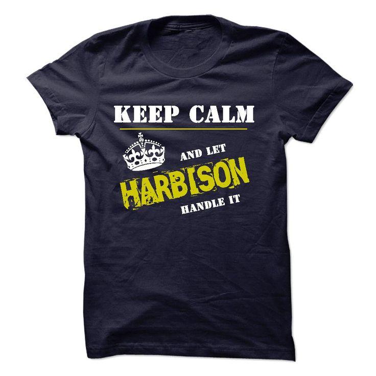 For more details, please follow this link http://www.sunfrogshirts.com/Let-HARBISON-Handle-It.html?8542