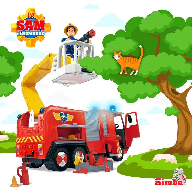 8 best Sam El Bombero images by Simba on Pinterest | Sam el bombero ...