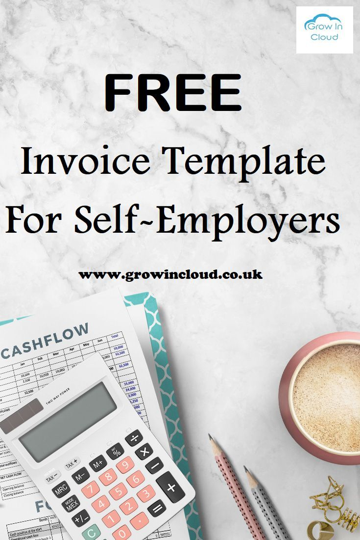 Free Invoice Template for Self Employed (With images