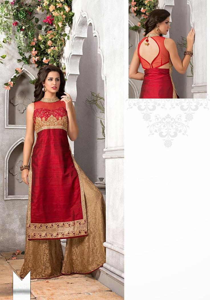 1000  images about Designer Salwar Suit(New Arrival) on Pinterest