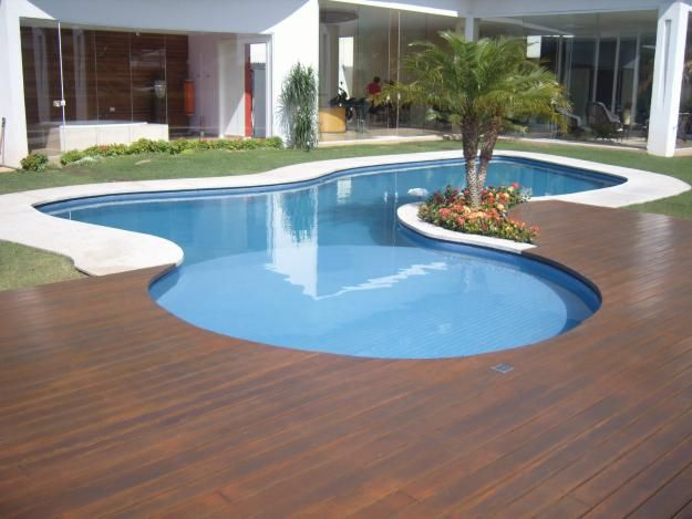 33 best decora o variadas images on pinterest play for Modelos de piscinas techadas