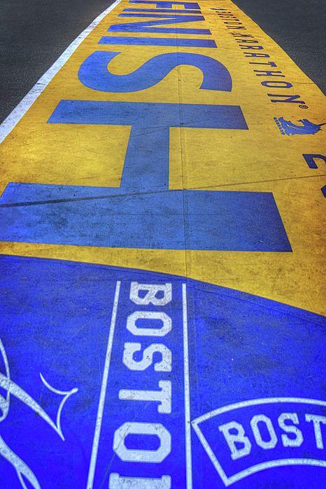Boston Marathon Finish Line I'll Never qualify But It's A Bucket List must attend event