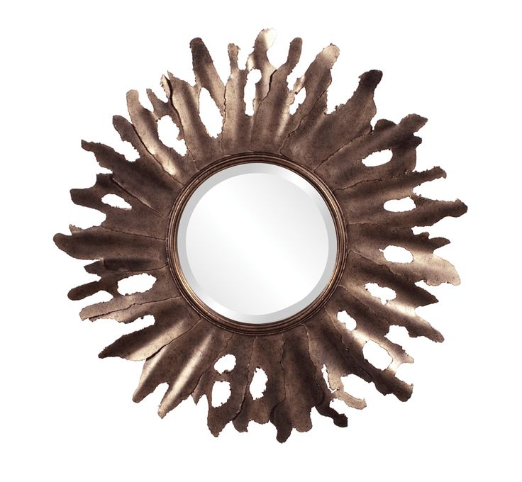 shop for howard elliott compass starburst mirror and other accessories mirrors at finesse furniture u0026 interiors in edmonton alberta canada