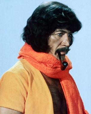 peter wyngarde as jason king awesome colors awesome