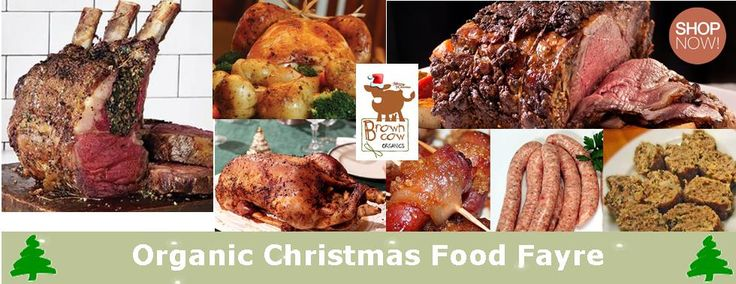 Our organic food Christmas Fayre range available to order online. Overnight delivery to UK mainland locations on Wednesday 20th & Thursday 21st December.   Collect order from farm on Saturday 23rd December 9am-1pm FREE DELIVERY for orders over £85.