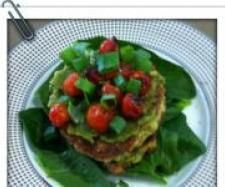 Paleo zucchini and carrot fritters   Official Thermomix Recipe Community