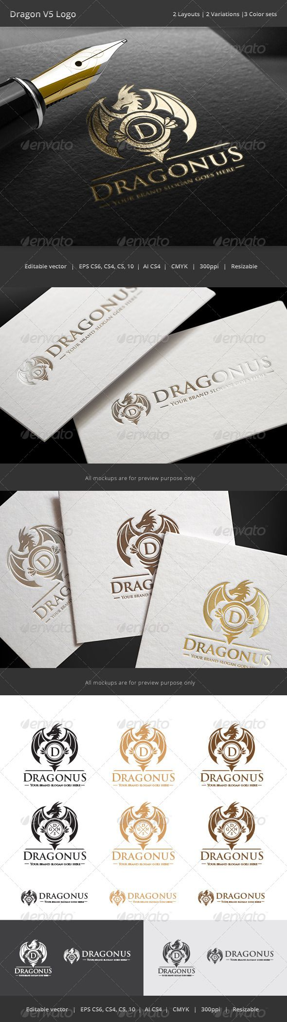 Below are two different file formats of the superman logo in a beveled - Dragon Letter V5 Logo