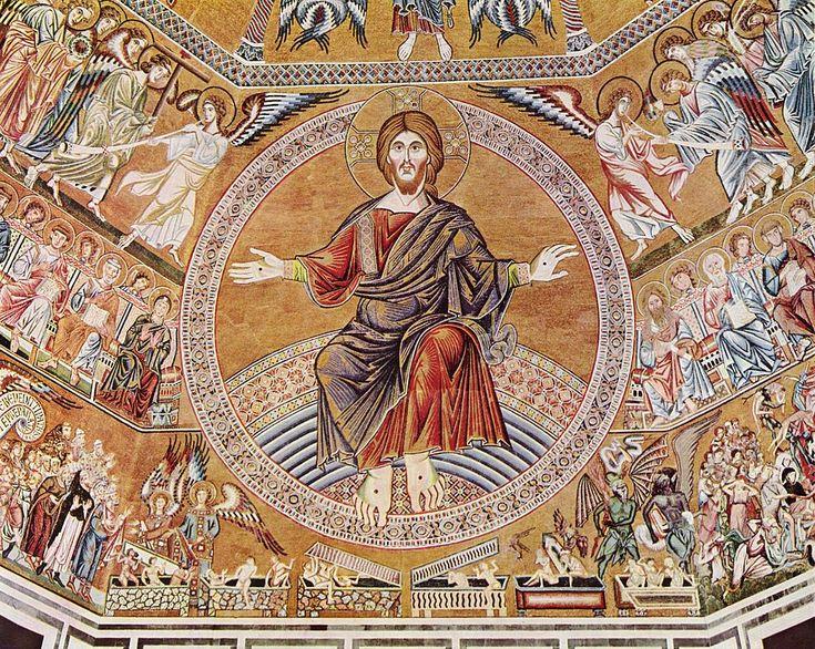 Florentinischer Meister um 1300 001 - Battistero di San Giovanni (Firenze) - Wikipedia