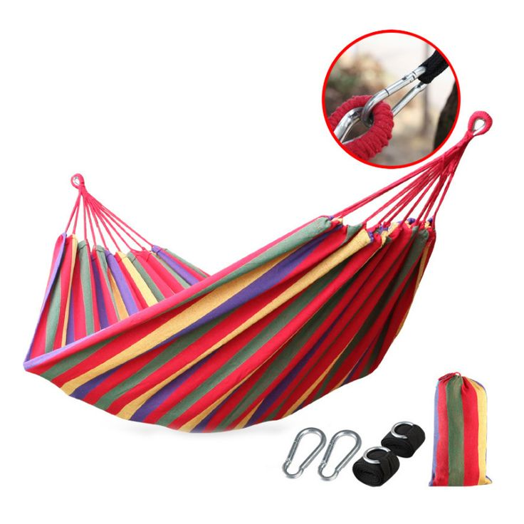 Find More Hammocks Information about 200*150cm Double Hammock 2 People Canvas Hamac Camping Survival Hamaca Widen Lengthen Garden Sleeping Hamak Patio Furniture ,High Quality hammock cord,China hammock swing chair stand Suppliers, Cheap hammock seat from Feels Like Home on Aliexpress.com