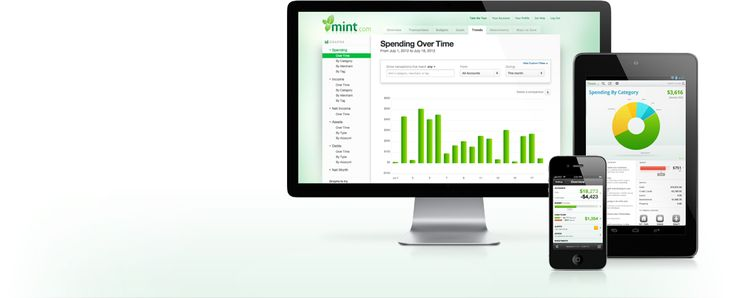 Mint - Personal Finance, Budgeting, Money Management, Financial Management, Money Manager, Budget Planner, Free Budget Software, Online Banking