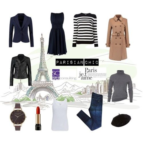 Kleed je in de Parijse stijl/ Parisian chic. | Style Consulting