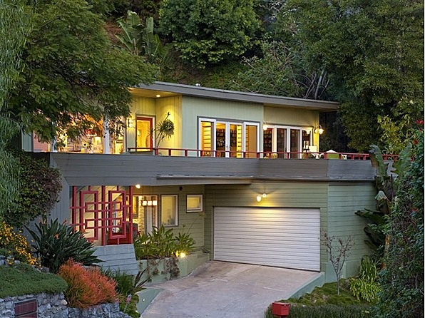 Best Of Mid Century Modern Homes Exterior