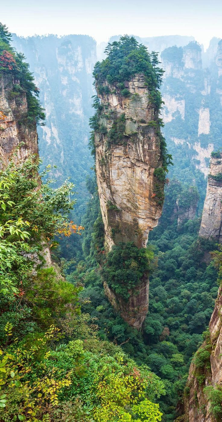 'Avatar' Mountains