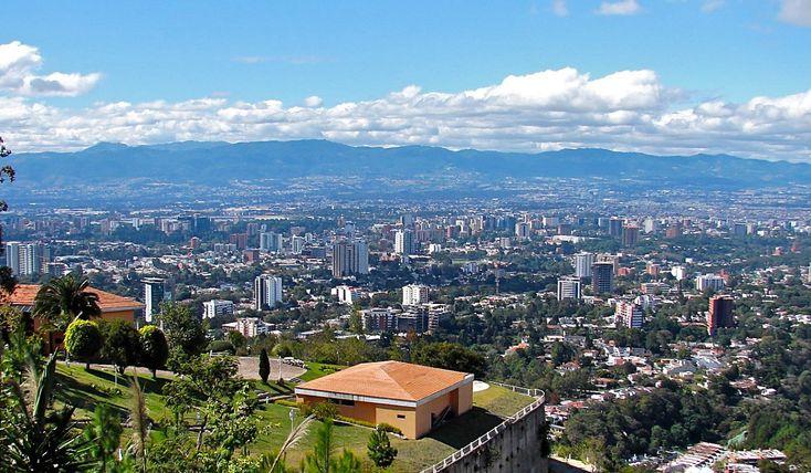 La capital de Guatemala, Ciudad de Guatemala - http://directorioturistico.net/guatemala-capital/