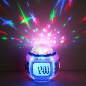 UR Home Decor Music Starry Sky Projection Alarm Clock Calendar Thermometer Desktop Table Clocks Gift  #Alarm #Calendar #Clock #clocks #Décor #Desktop #Gift #Home #Music #Projection #RusticGrandfatherClock #Starry #Table #Thermometer The Rustic Clock
