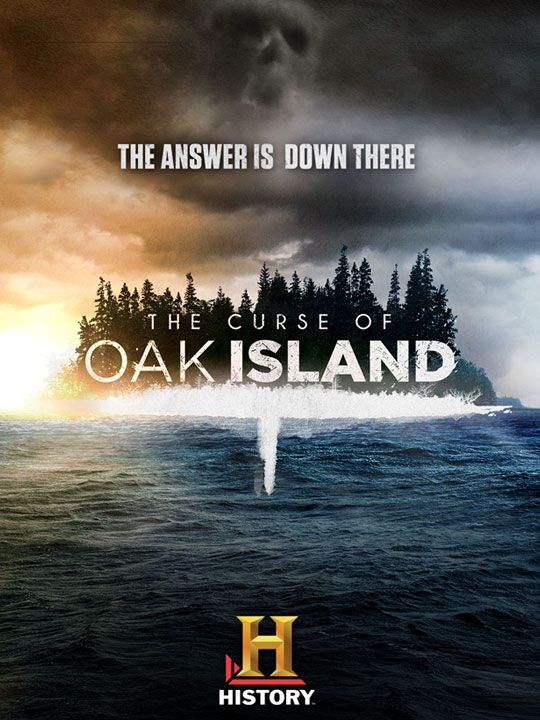 The Curse of Oak Island. My guess is there is a Templar treasure buried there.