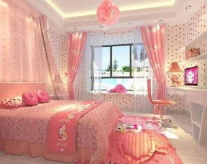 Beauty  Hello Kitty Room Ideas