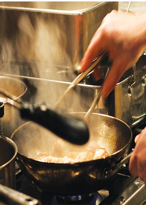 Chef catering private event #cateringmelbourne