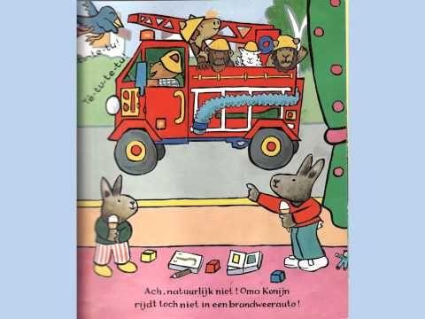 Oma konijn komt op bezoek, digitaal prentenboek