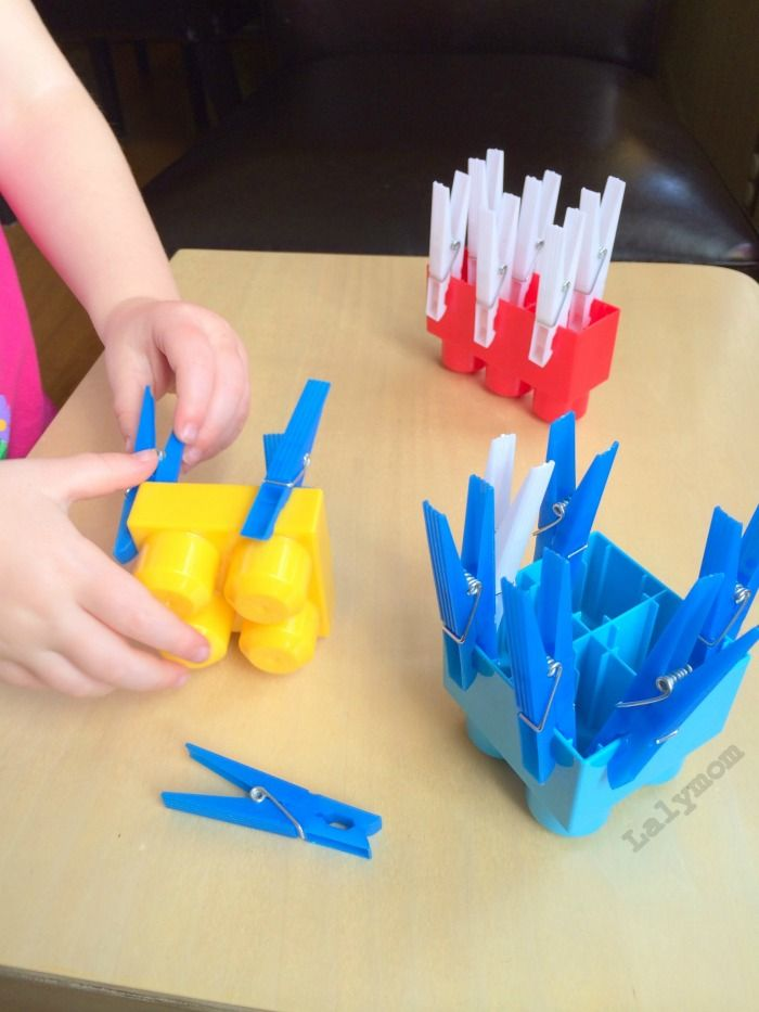 25 best ideas about mega blocks on pinterest pattern for Fine motor activities for preschoolers