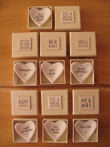 Details About East Of India Porcelain Heart Dish Gift Occasion Anniversary Wedding