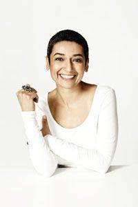 Zainab Salbi, founder of women for women