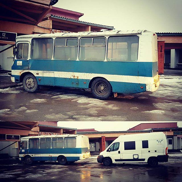 #WHATABUS  #roadtrip #vanlife #campervan #buslife #bus #lithuania #busstation #Baltikum #europe #eu #photooftheday #photography #photo