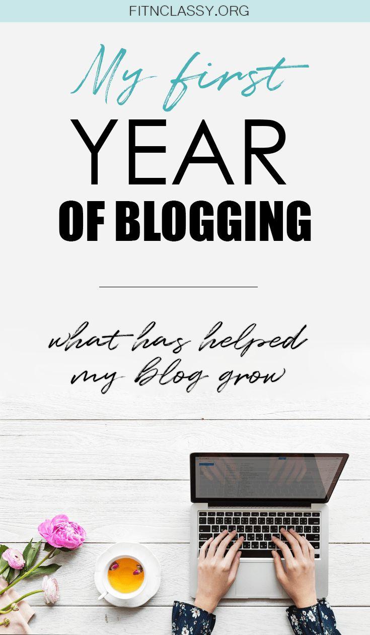 My First Year Of Blogging – Julie Myrberg