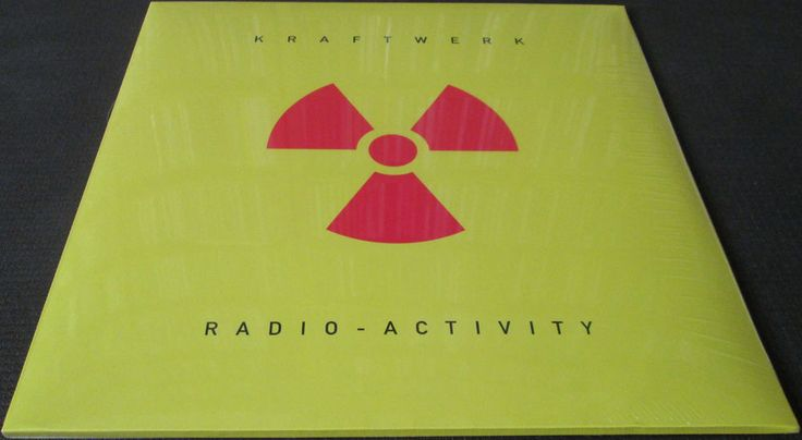 KRAFTWERK Radio-Activity (LP) (remastered edition)