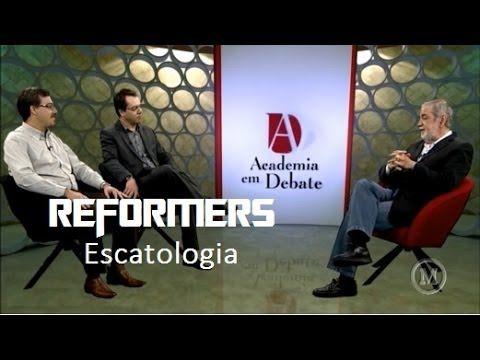 Escatologia - O fim do mundo, a volta de Cristo, o milênio e o arrebatamento - YouTube