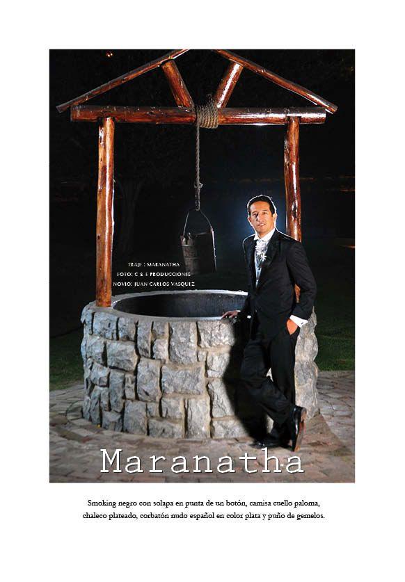 traje : MARANATHA foto: C & E PRODUCCIONES novio: JUAN CARLOS VASQUEZ