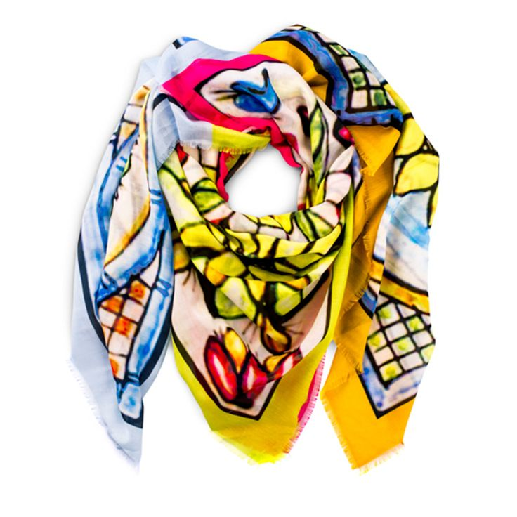 sciarpe : kefiah Fefè Glamour