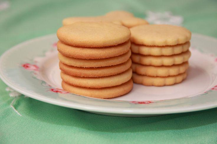 galletas de mantequilla - cómo hacer galletas para decorar