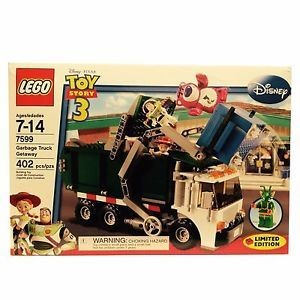 Buy LEGO Toy Story Garbage Truck Getaway 7599 Bent Boxes New Retired