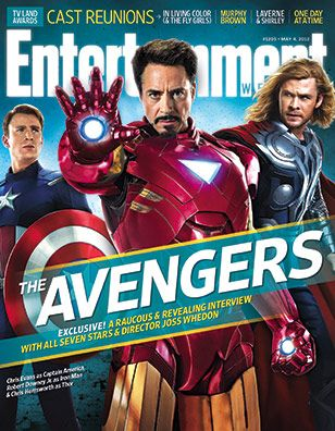Entertainment Magazine - Where I get most of my info on new movies, books, and music