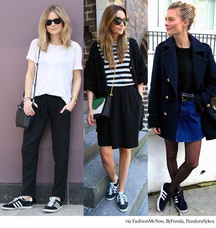 Adidas Gazelle Fashion