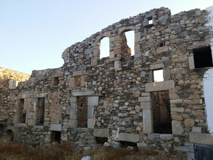 Astypalaia Castle